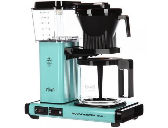 Капельная кофеварка Moccamaster KBG (Turquoise)
