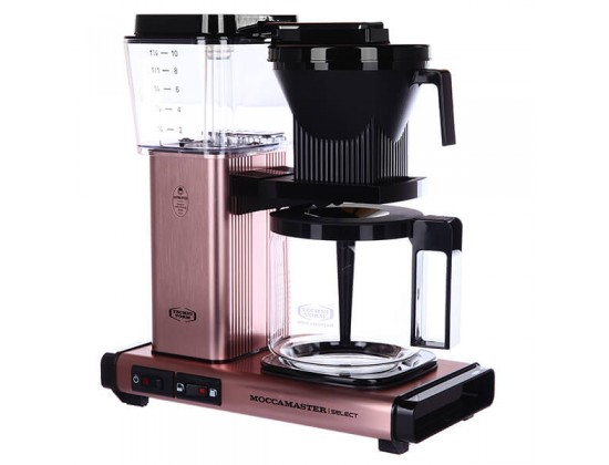 Капельная кофеварка Moccamaster KBG (Copper)