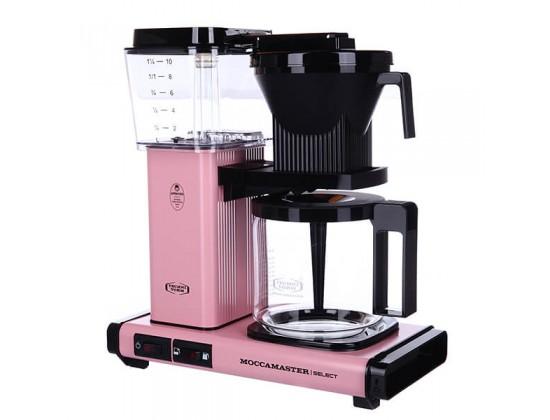 Капельная кофеварка Moccamaster KBG (Pink)