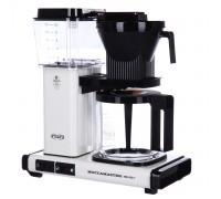 Капельная кофеварка Moccamaster KBG (White)