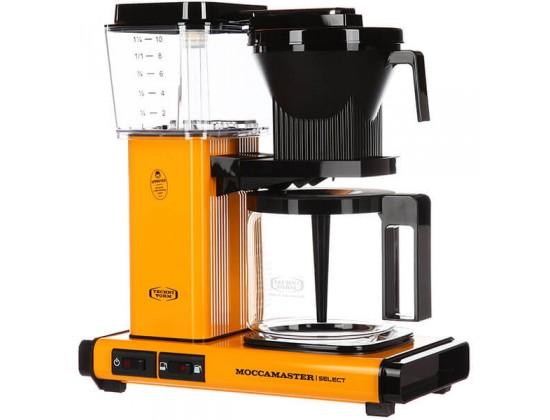 Капельная кофеварка Moccamaster KBG (Yellow)